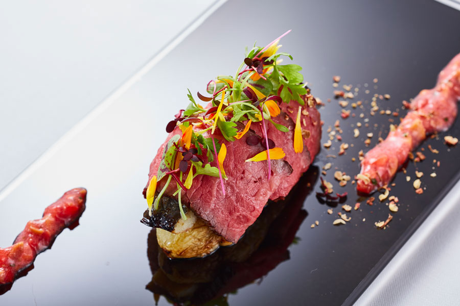 N34 Coulotte Chilled Roast Beef